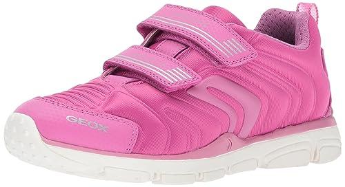 Geox - Mocasines para Niña, Color Rosa, Talla 27 EU: Amazon.es: Zapatos y complementos