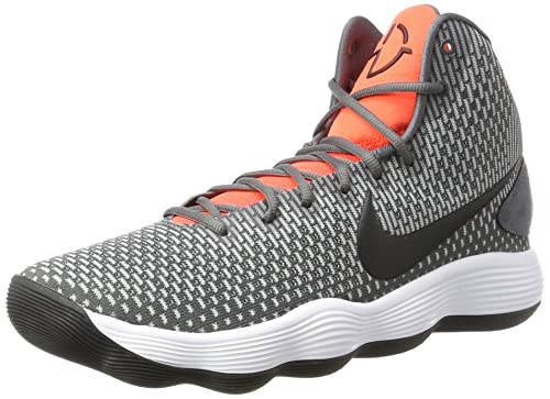 b86f652fb7d6 Men s Nike Hyperdunk 2017 Basketball Shoe Dark Grey Black Bright Crimson  Size 11. 5 M US  Buy Online at Low Prices in India - Amazon.in