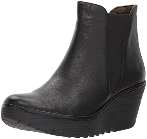 1d4ab67c5 Fly London Yoss Mousse Botas para Mujer  Amazon.es  Zapatos y complementos