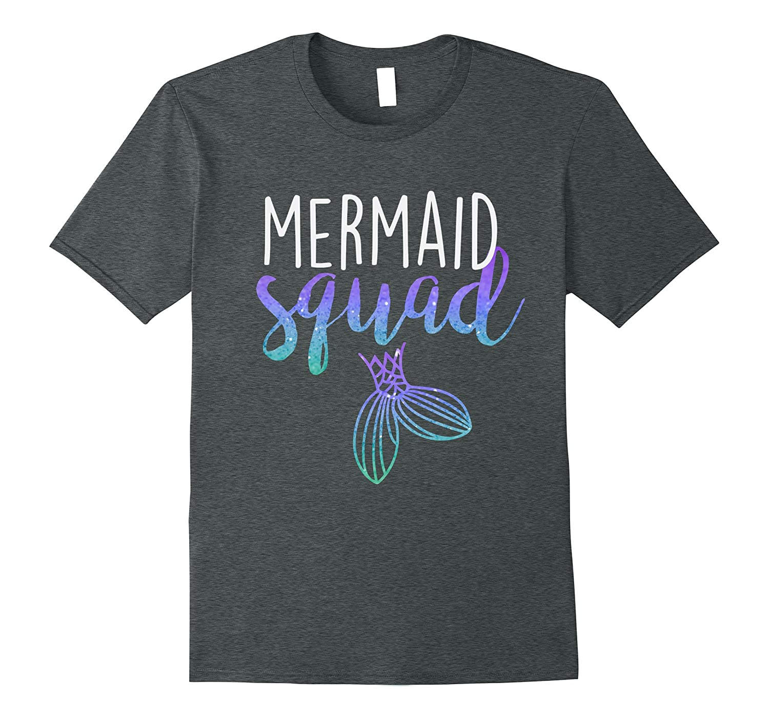 Mermaid Squad Mermaid Birthday Party Shirt-alottee gift