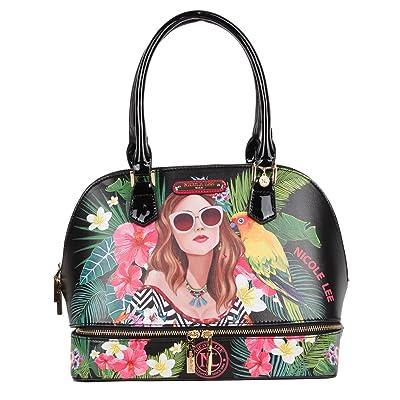 chic Nicole Lee Nicole Lee Ciel Smart Lunch Handbag (vacation In Paradise) Travel  Shoulder 393f9b3a0e
