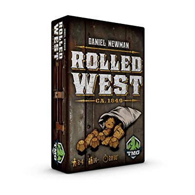Rolled West: Toys & Games
