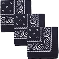 Set of 3 Jumbo Bandanas