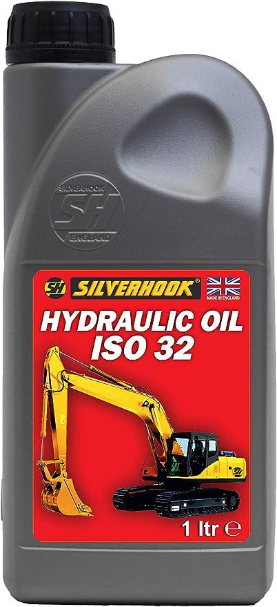Silverhook Shrh1 Iso 32 Hydrauliköl 1 Liter Auto