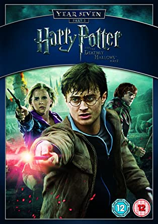 Frisk Harry Potter and the Deathly Hallows: Part 2 DVD 2011: Amazon.co VP-39