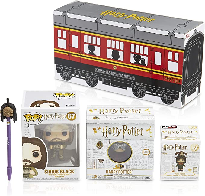 Funko Pop-Harry Potter-Hogwarts mystère-Sirius Black 67-1 en 4 Chance