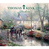 Thomas Kinkade Studios 2021 Deluxe Wall Calendar