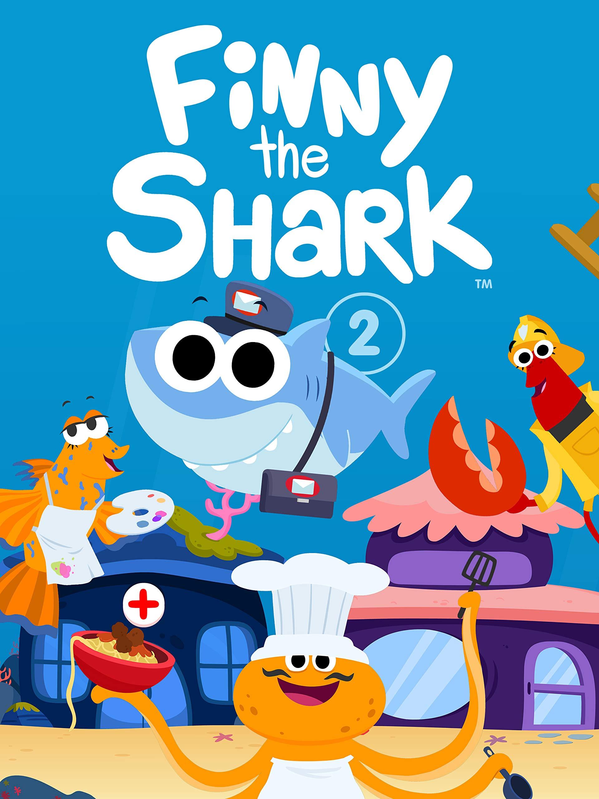 Finny the Shark 2