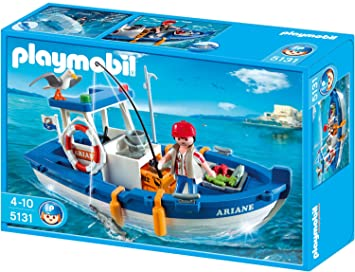 bateau de peche 5131
