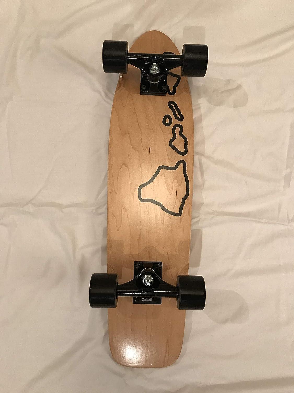 Maple Mini Cruiser Board