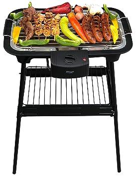 2 en 1 eléctrico Barbacoa Barbacoa | | mesa grill | Party Grill | eléctrica BBQ