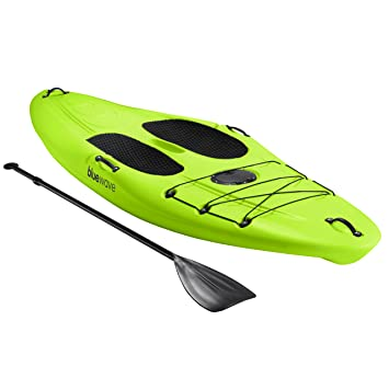 Tabla de stand up paddle (SUP) Bluewave Cayman, en color verde lima
