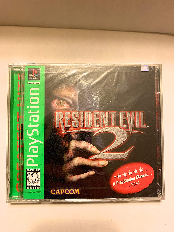 Resident Evil 2: Amazon.es: Videojuegos