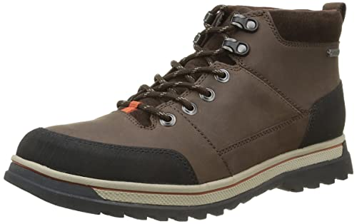616d14761a90d Clarks Men's Ripway Top GTX Ankle Boots: Amazon.co.uk: Shoes & Bags