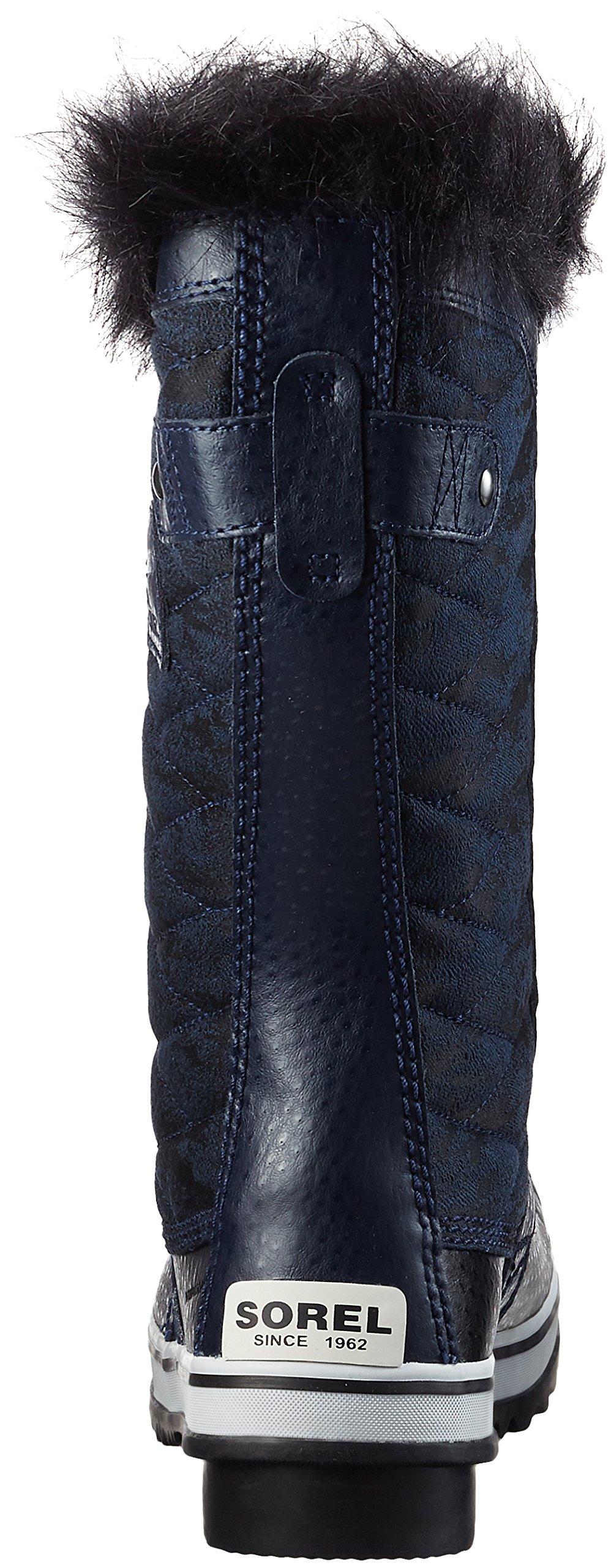 SOREL Women's 10.25 in. Tofino II Waterproof Boots, Collegiate Navy/Glare Blue 9 by SOREL (Image #2)