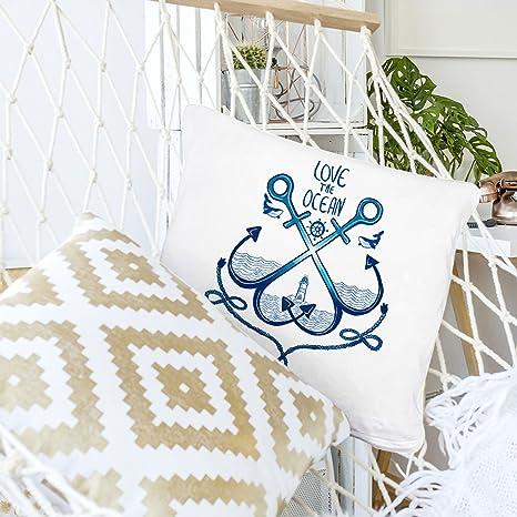 Ilka parey WANDTATTOO Mundial de® - Cojín Decorativo Sofá ...