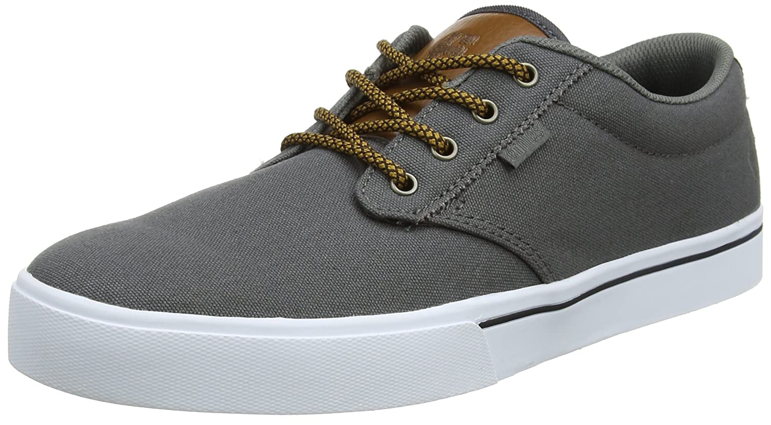 Etnies Herren Jameson 2 Eco Skateboardschuhe Grey/Brown