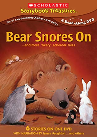 Amazon.com: Bear Snores on & More Beary Adorable Tales: Karma ...
