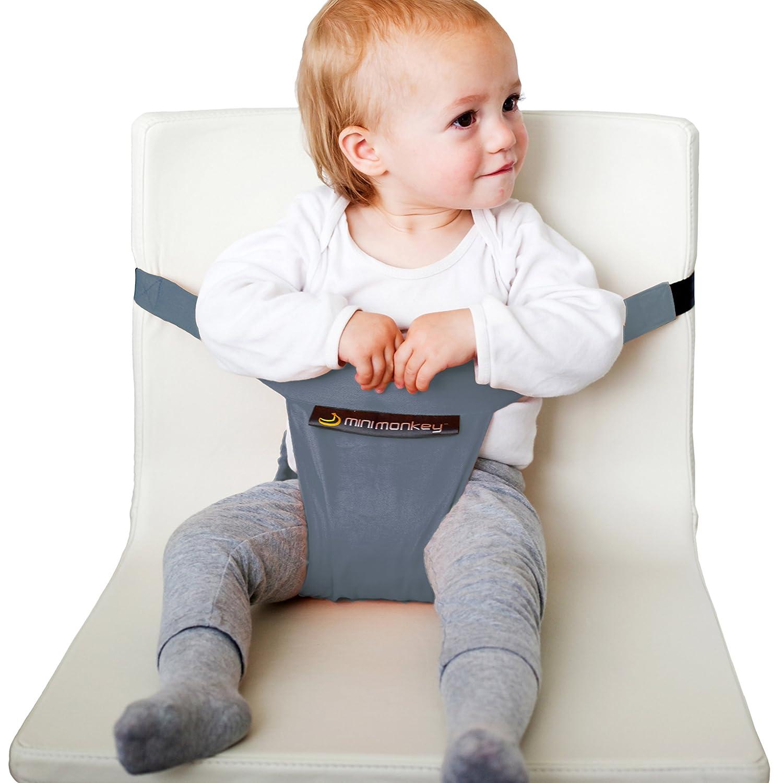 Minimonkey Minichair (Grey) BabyLand Minichair-Grey