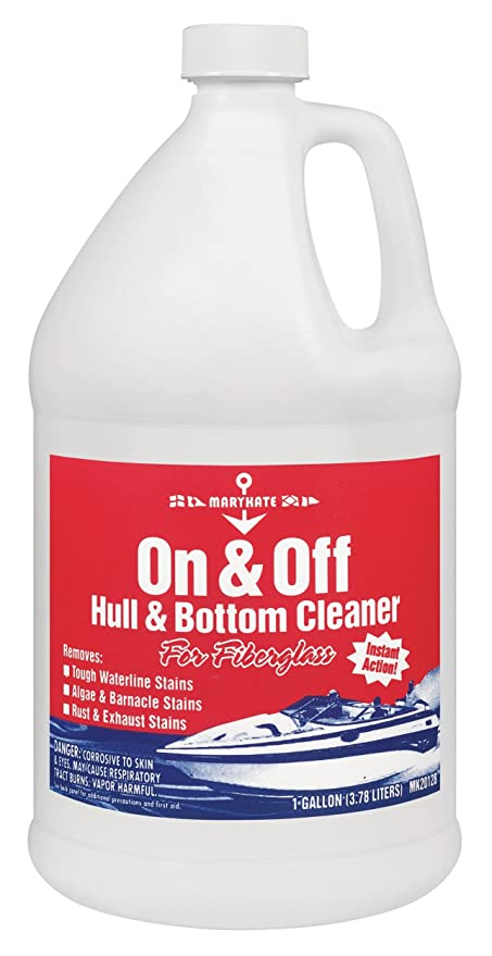 Amazon MaryKate and f Hull and Bottom 1 Gallon Cleaner