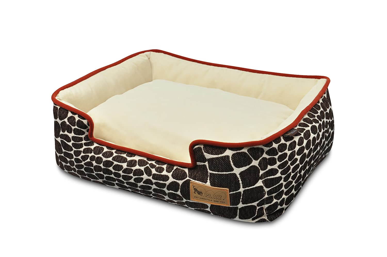 P.L.A.Y - Pet Lifestyle & You PY3004ASF Lounge Bett Kalahari, S, braun