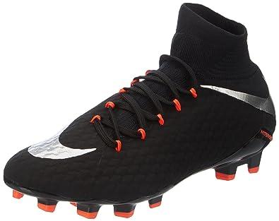 Nike Herren Hypervenom Phatal Iii Fg Fussballschuhe Grun Schwarz