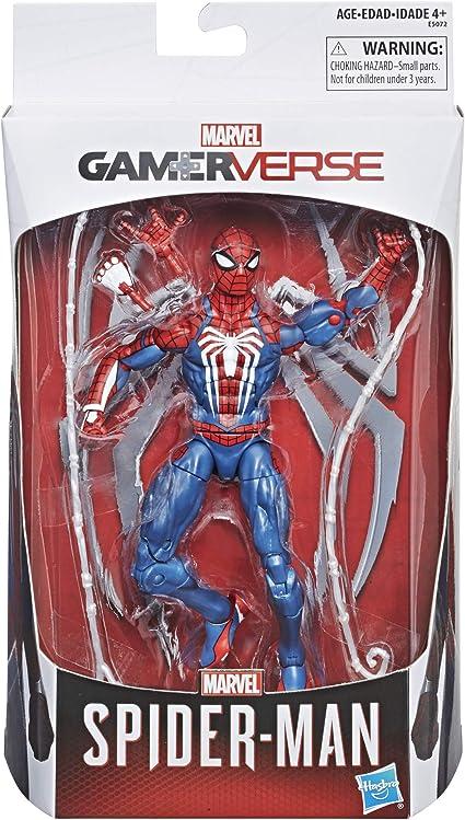 Amazon Com Hasbro Marvel Legends Gamerverse Spider Man 6 Inch