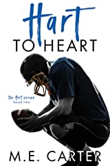 Hart to Heart: A Football Romance (The Hart Series Book 2) Kindle Edition