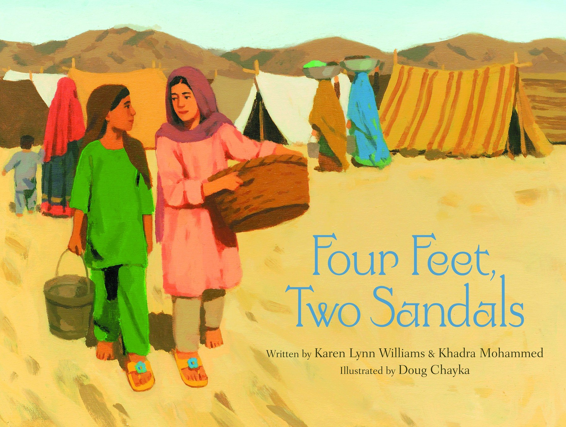Four Feet, Two Sandals pdf