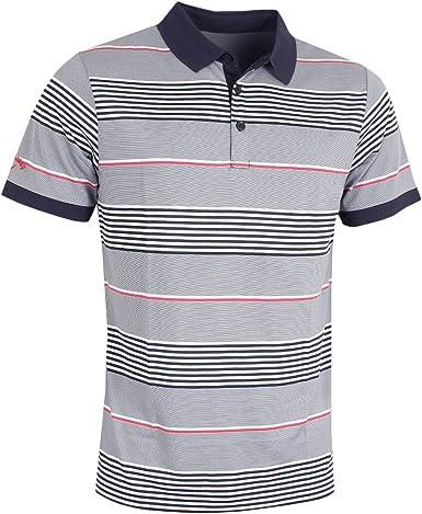 Callaway 3 Scolour Stripe - Polo de Golf Hombre: Amazon.es: Ropa y ...