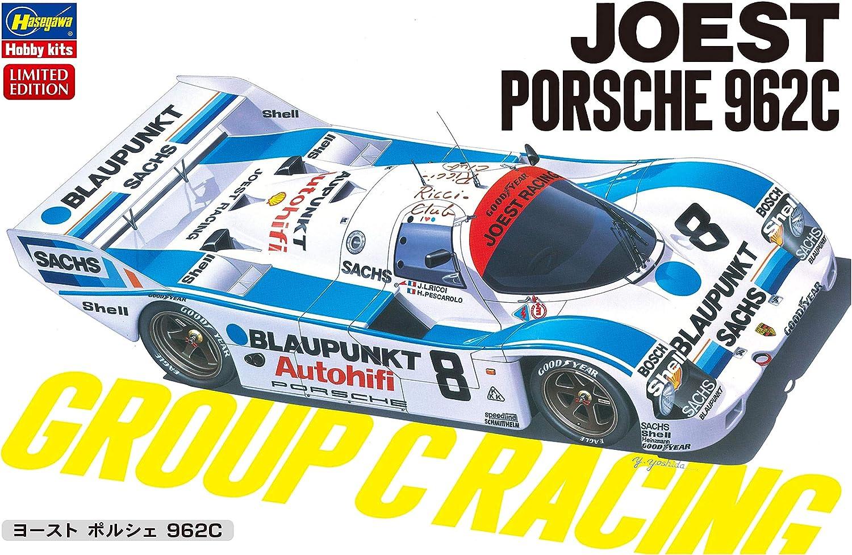 Hasegawa 20345 Brun Porsche 962C 1//24 Scale kit