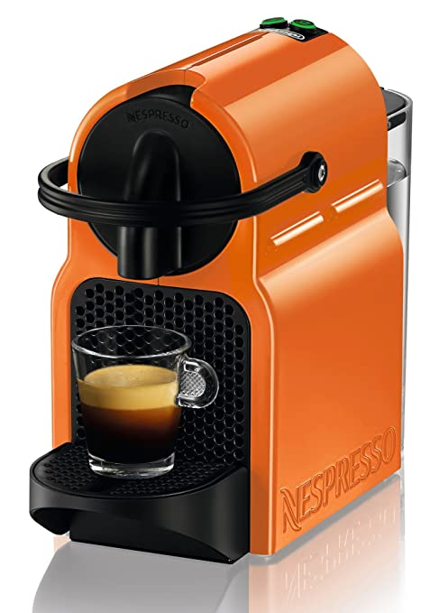 1892 opinioni per Nespresso Inissia EN80.O Macchina per Caffè Espresso, Summer Sun
