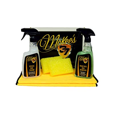McKee's 37 Road Kill Bug Removal & Protection Kit: Automotive