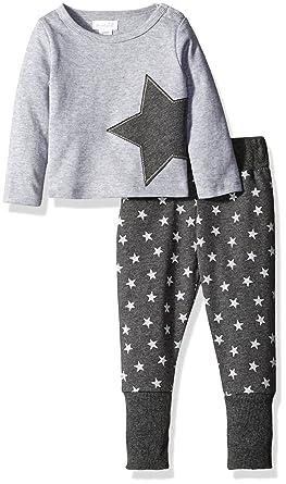 22f7224b1 Amazon.com  Mud Pie Baby Boys   Puppy Two Piece Playwear Set  Clothing