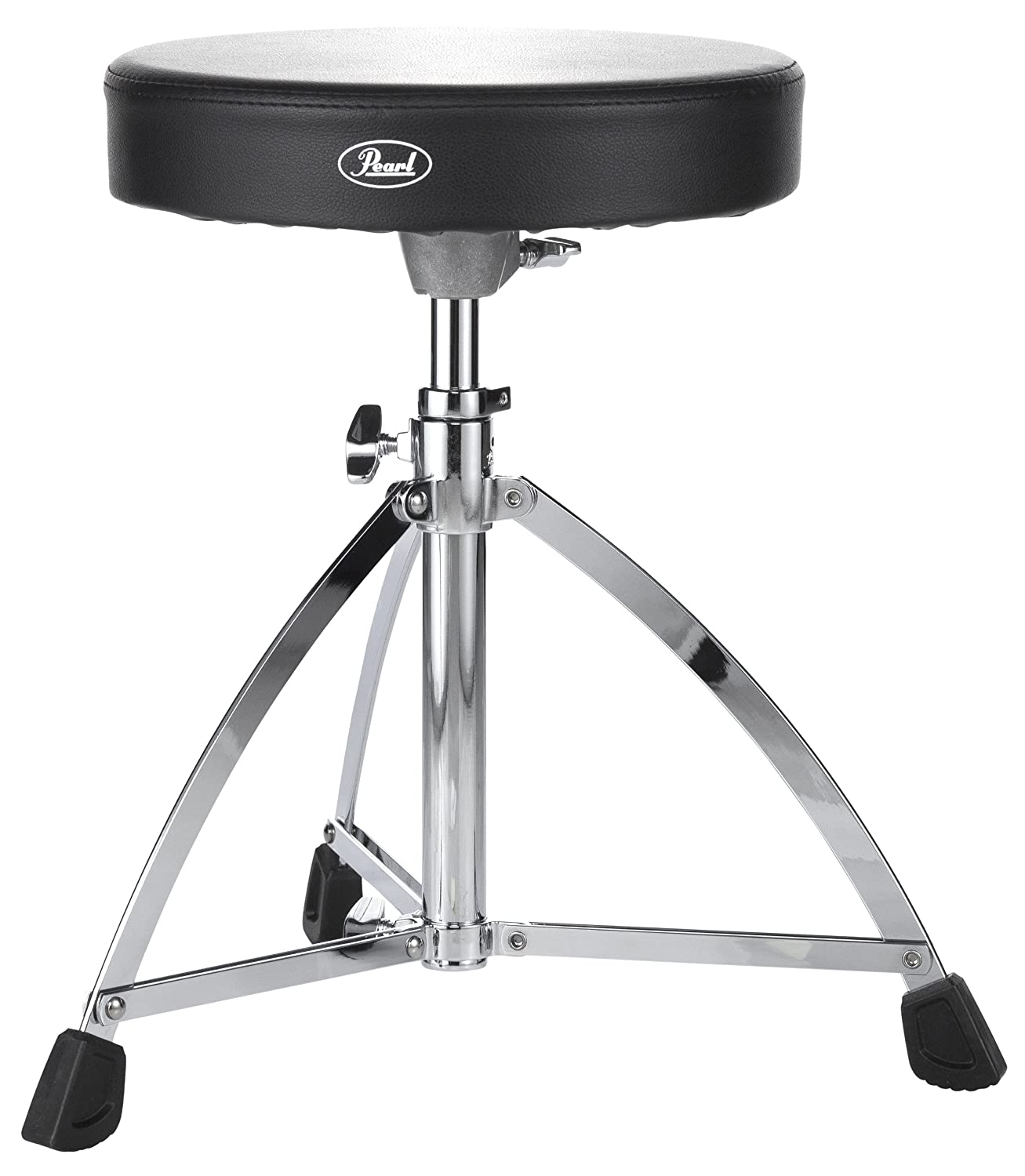 Pearl D730S Throne, Round Cushion Single Braced Legs Pearl Corporation
