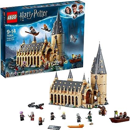 Lego Harry Potter Hogwarts Gran Salón 75954 Toys Games