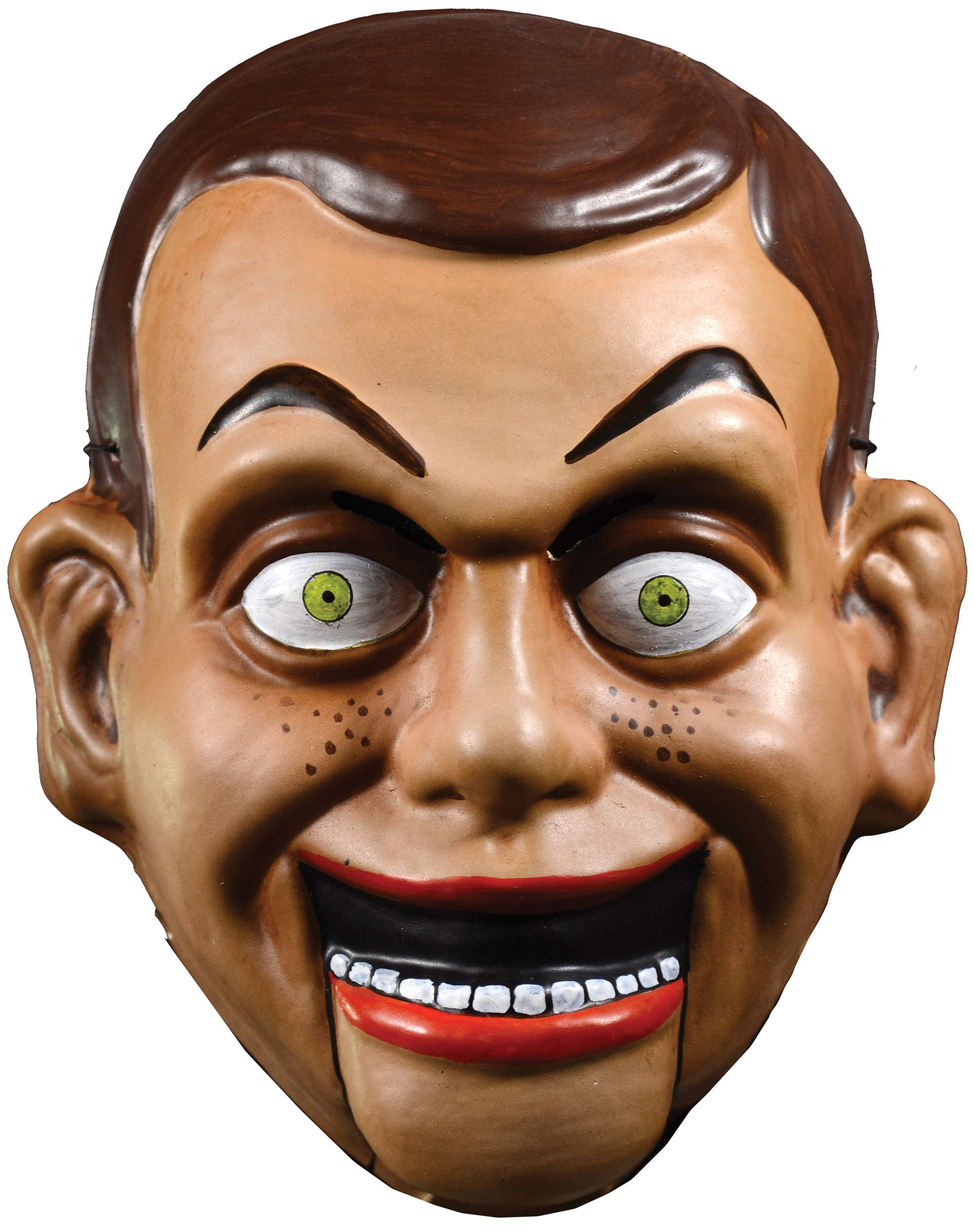 Spirit Halloween Slappy The Dummy Mask - Goosebumps