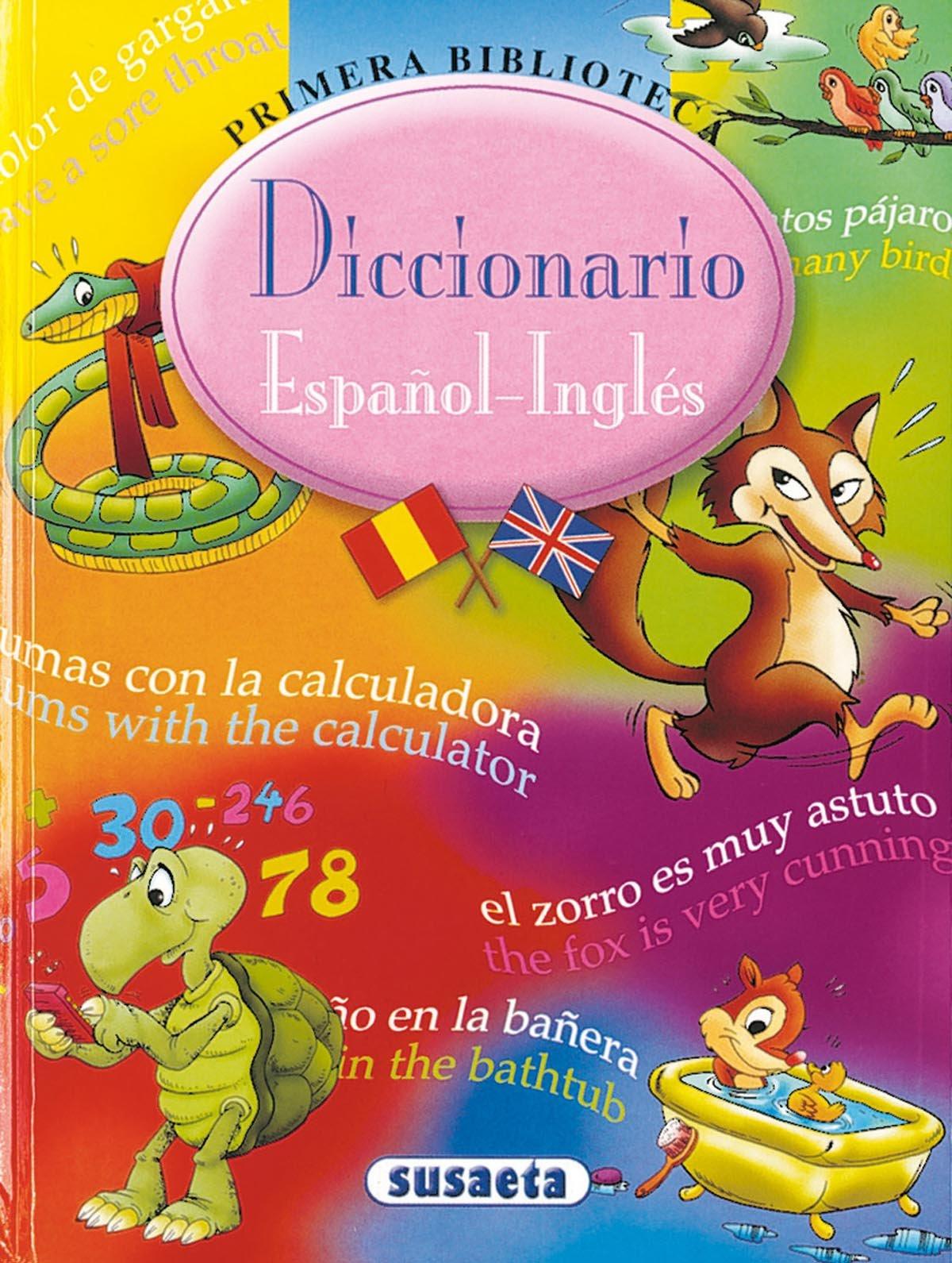 Diccionario español–inglés (Primera Biblioteca) (Spanish and English Edition)