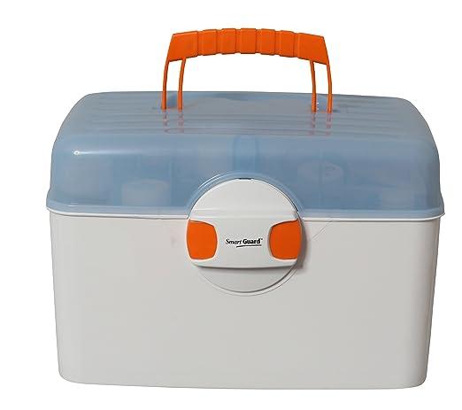 Amazoncom Large Smart Guard Medicine Safe Health Personal Care