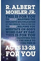 Acts 13-28 For You (God's Word for You) Hardcover
