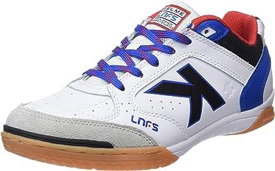 Kelme Precision Lnfs 18, Zapatillas de Fútbol Sala para Hombre, Blanco (Blanco 6), 46 EU: Amazon.es: Zapatos y complementos