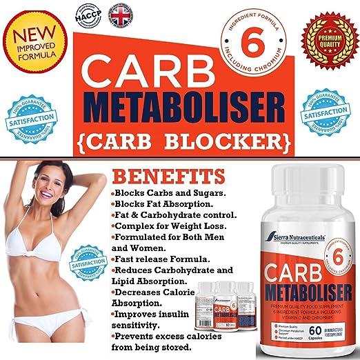 3 opinioni per #1 CARB BLOCKER and CARB METABOLISM