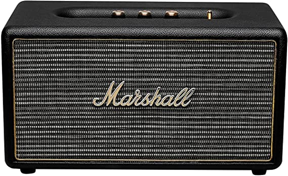 Marshall Woburn II Wireless Bluetooth Speaker Black Renewed