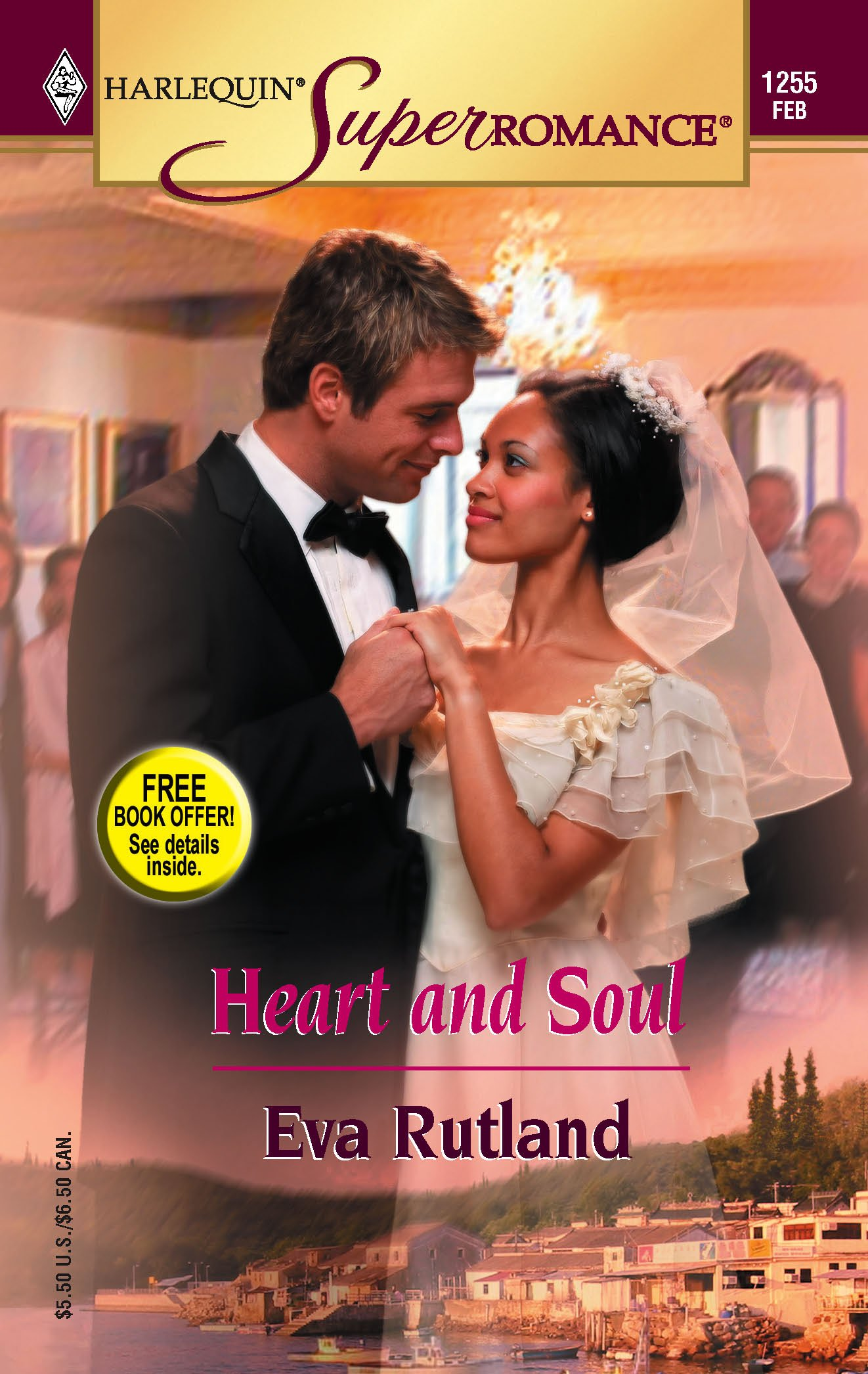 Read Online Heart and Soul (Harlequin Superromance No. 1255) pdf