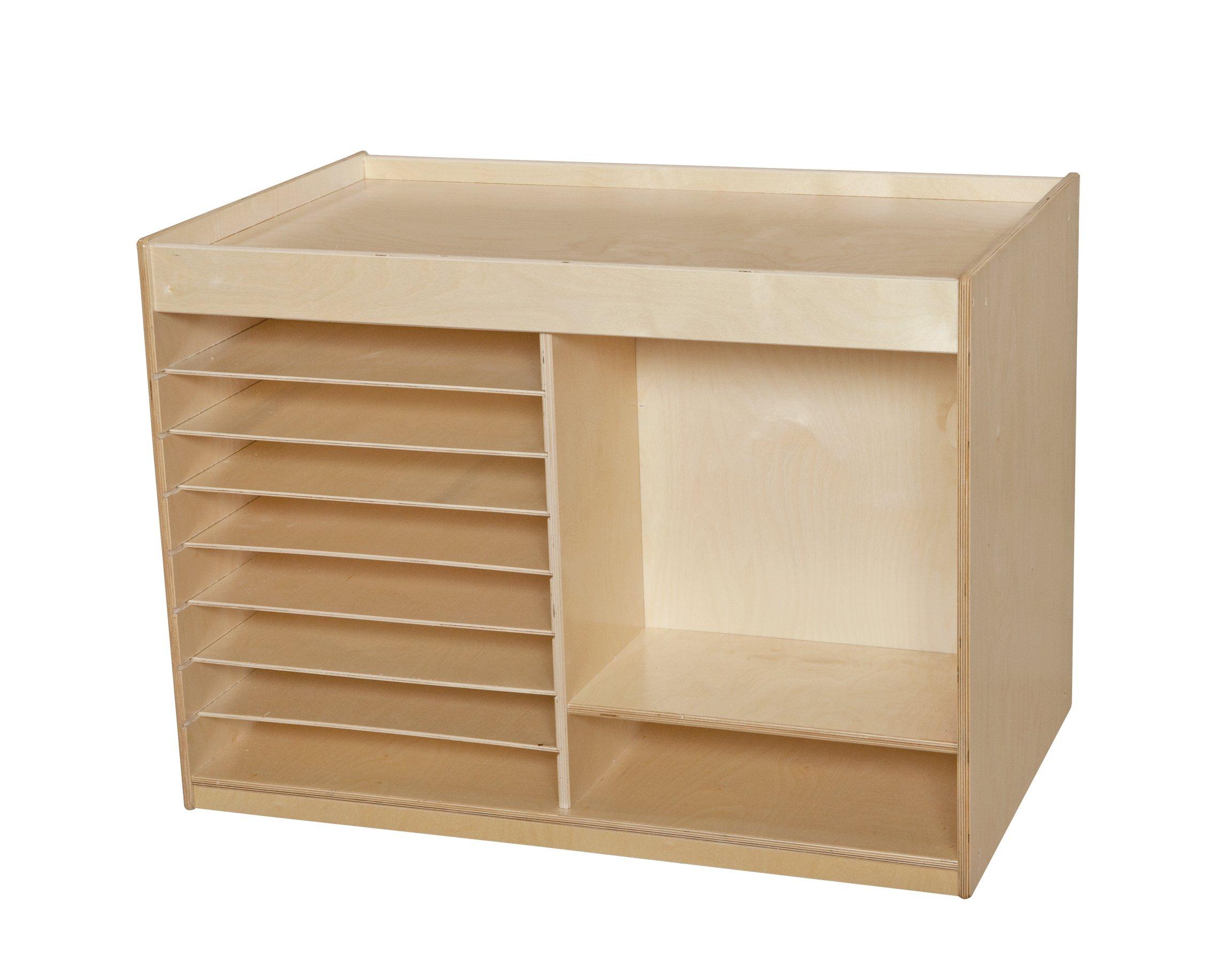 Wood Designs WD990249 Mobile Art Center