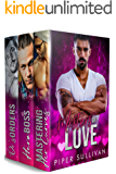 Misters of Love: A Small Town Romance Boxset