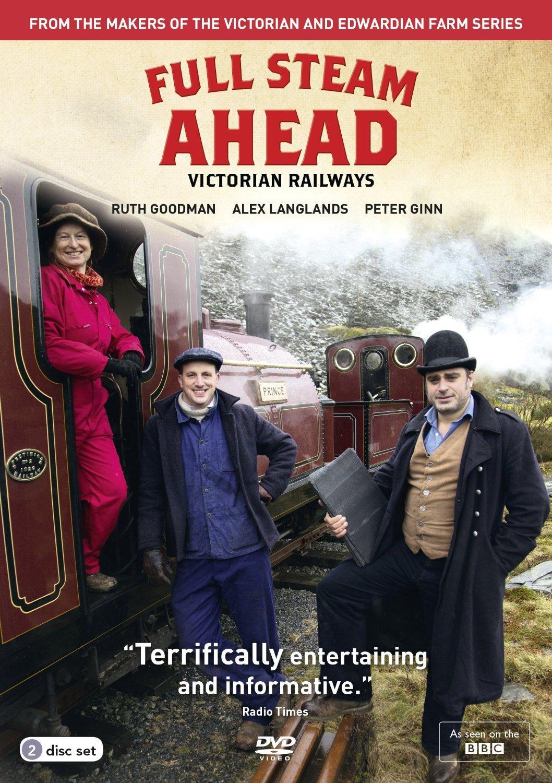 Full Steam Ahead: Victorian Railways [dvd]: Amazon: Dvd & Bluray