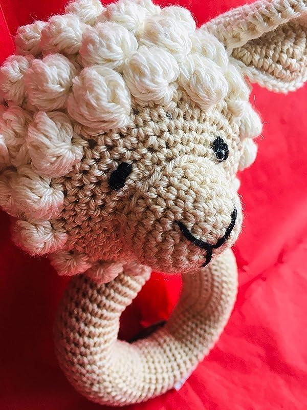 waschbar Stofftier//Pl/üschtier Reh geh/äkeltes Kuscheltier Baby aus Baumwolle geh/äkeltes Rentier Ralf grau LOOP BABY
