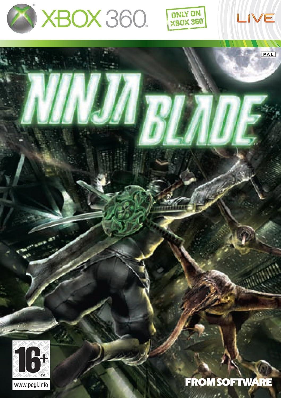 Ninja Blade (Xbox 360) [Importación inglesa]: Amazon.es ...