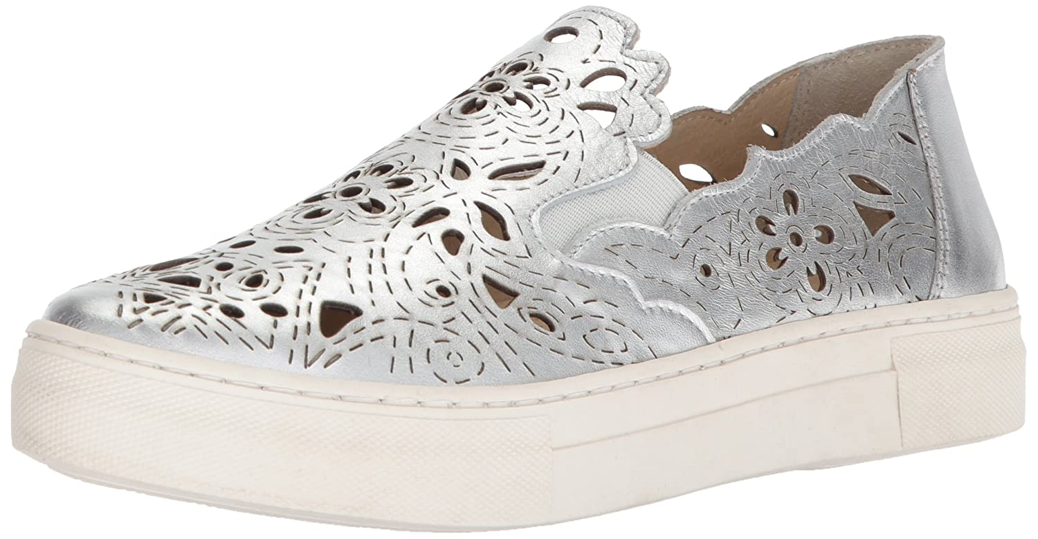 Seychelles Women's Even Better Sneaker B075RDQJTV 6.5 B(M) US|Silver
